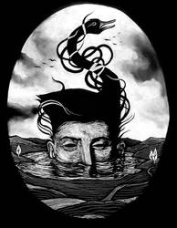 Black Swan by stigmatattoo