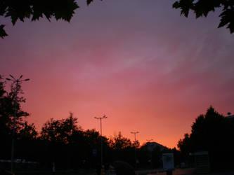 Burgas' sky by verit0sun