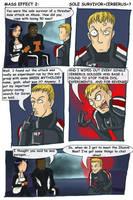 Mass Effect 2: Sole Survivor by higheternity