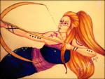 Sagittarius: I Expand by xBlondieMomentsx