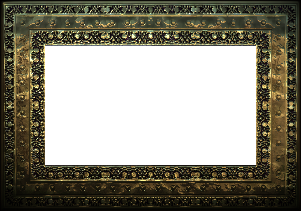Old Frame 1 by Craftmans