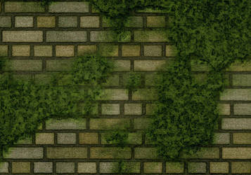 Old Stone Wall 2 by Craftmans