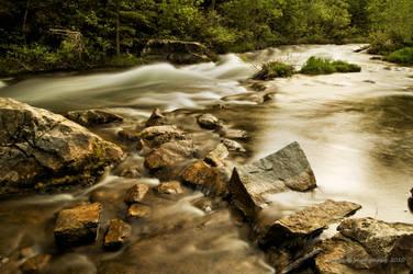 Life On The Rocks by Corvidae65
