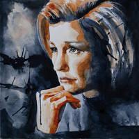 Janeway by GrayscaleArt