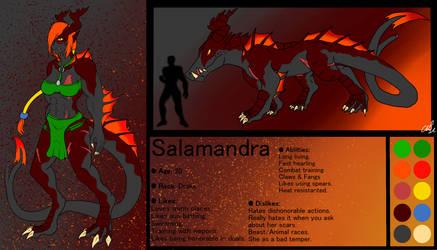 Salamandra Drake Ref by WarZEKROMon