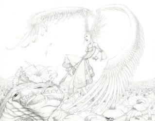 Perilous Perennials by Mafeo