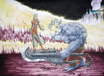 Balance of Power by Mafeo