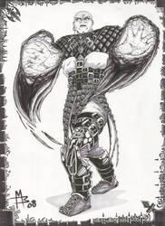 Kazakhoun, Lord of Dark Flame by Mafeo