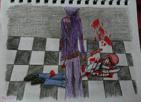 FNAF - The fourth night by PaigeLTS05