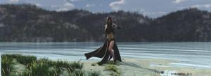Island Godess by Emilyahedrick