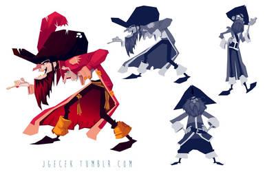 Pirate by JGecek