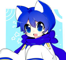 kaito cat 2 back again by pawonbelly