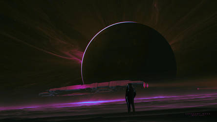 Crescent Moon by KuldarLeement