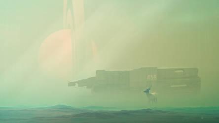 Neo Genesis by KuldarLeement