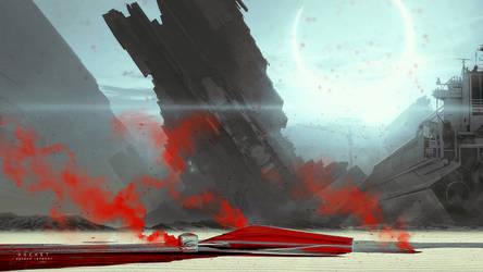 Rocket by KuldarLeement