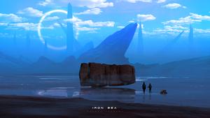 Iron Sea by KuldarLeement