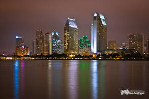 Downtown San Diego by andmil