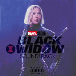 Black Widow Soundtrack (2020) FanCover by ArtConcept777