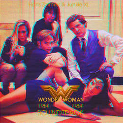 Wonder Woman 1984 Soundtrack (2019) FanCover by ArtConcept777