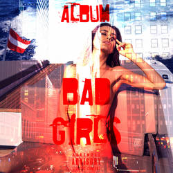 Bad Girls: Album (2020) Fan Cover 1 by ArtConcept777