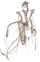 Doji Arai - first sketch by DojiArai