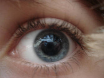 an eye,. by ca-psyco