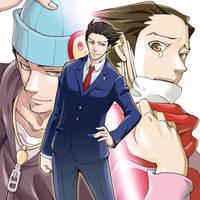 Ace Attorney by hjp3