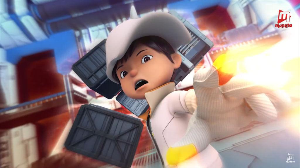 96 Boboiboy Solar Boboiboy Wiki Fandom Powered By Wikia Boboiboy
