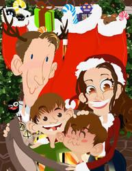 christmas card 02 by E-9