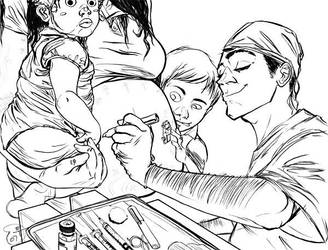 surgery inks by E-9
