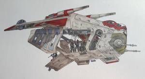 Gunship by halonut117