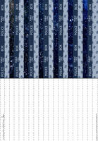 TARDIS Lucky Star Paper by LilyOndine