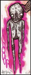 Mr. Spooky Pants by justinaerni
