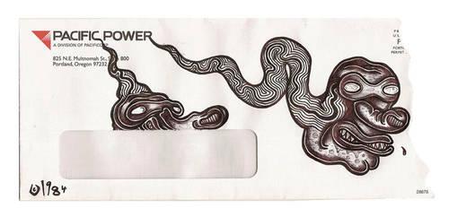 Power Thief by justinaerni