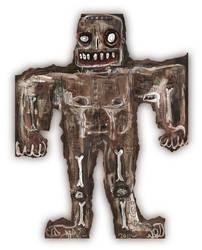 Robo Reaper by justinaerni