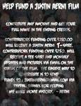 Help Fund A Justin Aerni Film by justinaerni