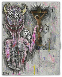 My Crucifix by justinaerni