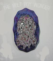 The Melt Boy Wonder by justinaerni