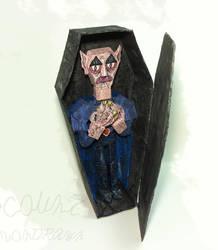 Count VonDrawn by justinaerni