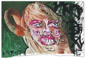 pink lady by justinaerni