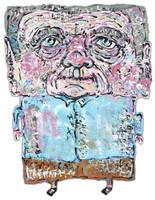 Bill Murray by justinaerni