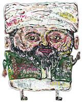 Osama Bin Laden by justinaerni