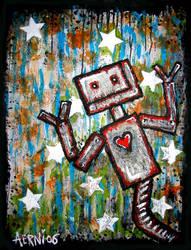 Robo Boy Caught ... by justinaerni