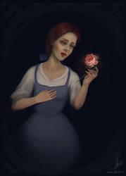 Belle by olli-Art