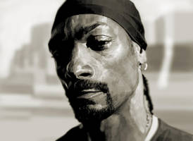 Snoop Dogg by kse332