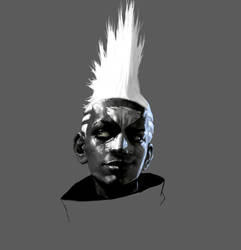 Ekko Face Study by kse332