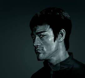 Bruce Lee by kse332