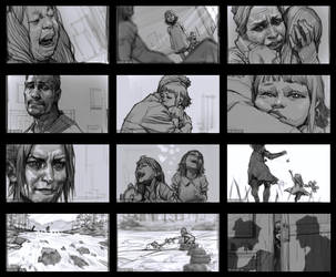 League of Legends Annie Origins Storyboard-2 by kse332