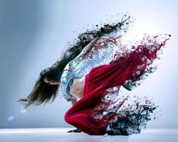 Dancing robot? Not sure... by gorisek23