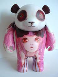 AdFunture YOKA Panda by camilladerrico
